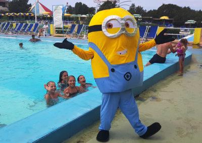 Mascotte: Minions - Aquadream